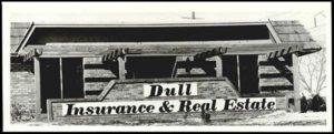 Dull Insurance building February 1979