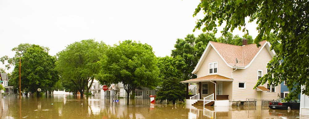 Does my homeowner's insurance cover flooding damage?
